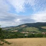 Čtvrteční panoramatická etapa
