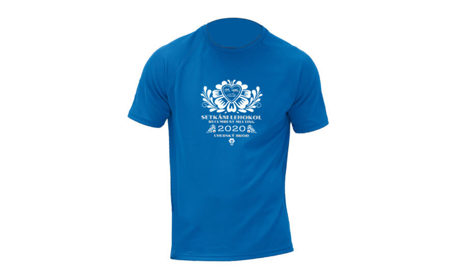 Poslední možnost se registrovat vč. trička